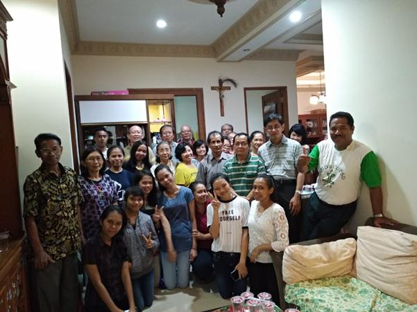 Kunjungan Mahasiswa Universitas Pamulang